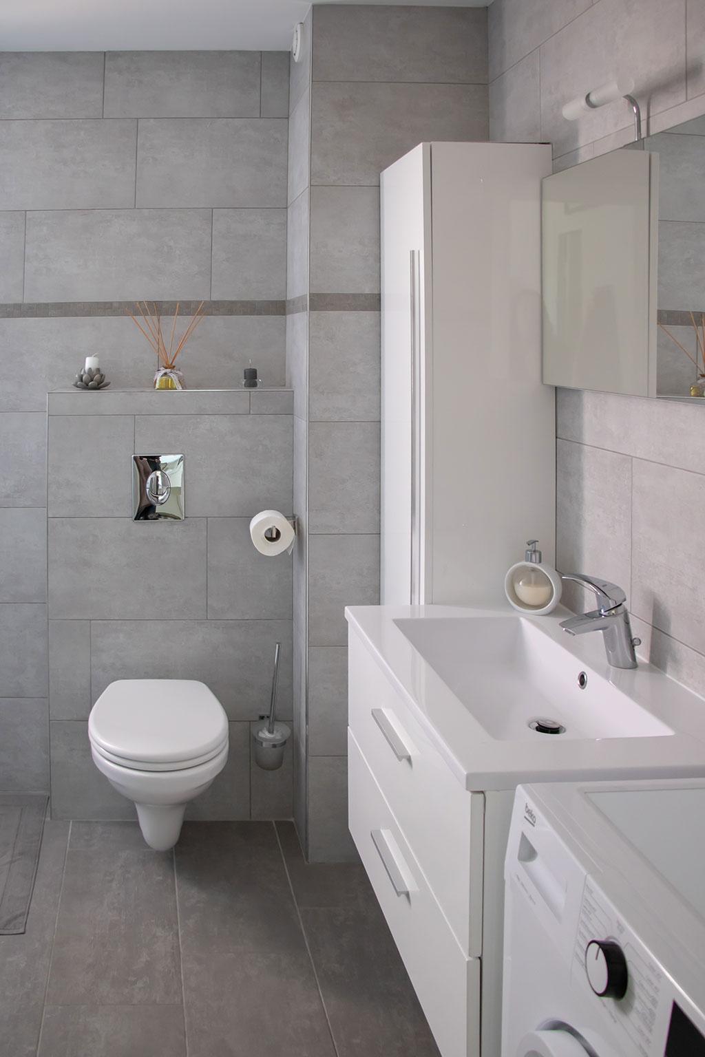 Saniertes Bad in Karlsruhe